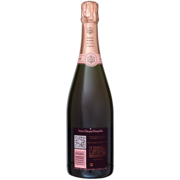 Veuve Clicquot Ponsardin Rosé 75cl Geschenkverpakking