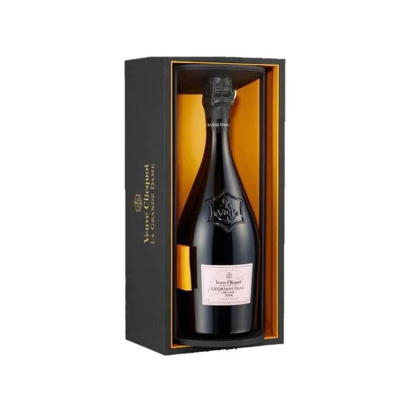 Veuve Clicquot Ponsardin La Grande Dame Rosé 2006 75cl Geschenkverpakking