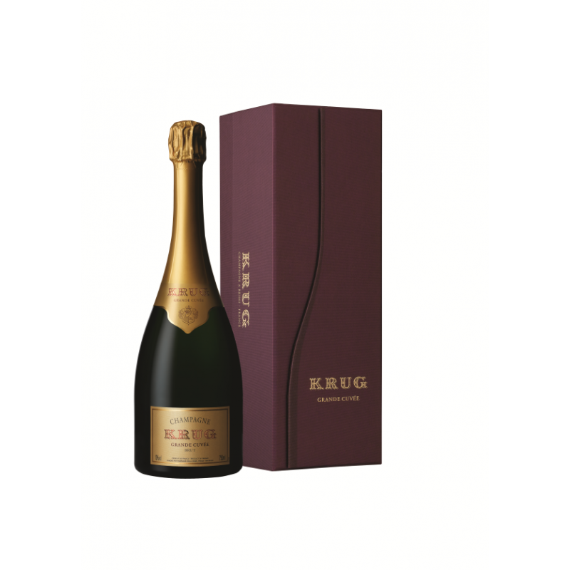 Krug Grande Cuvée 75cl (Gift Packaging)