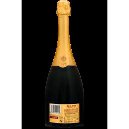 Krug Grande Cuvée 75cl Geschenkverpakking