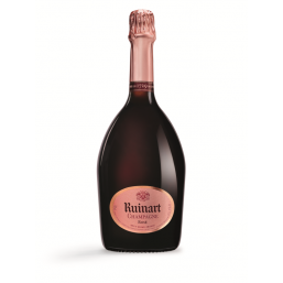 Ruinart Rosé 75cl in coffret
