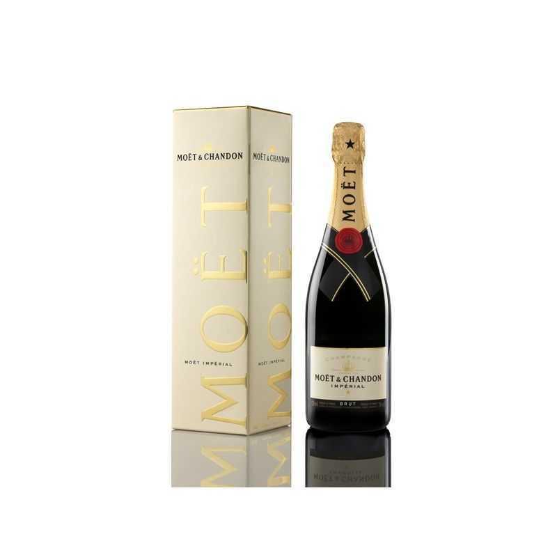 Moët & Chandon Impérial Brut 75cl Geschenkverpakking