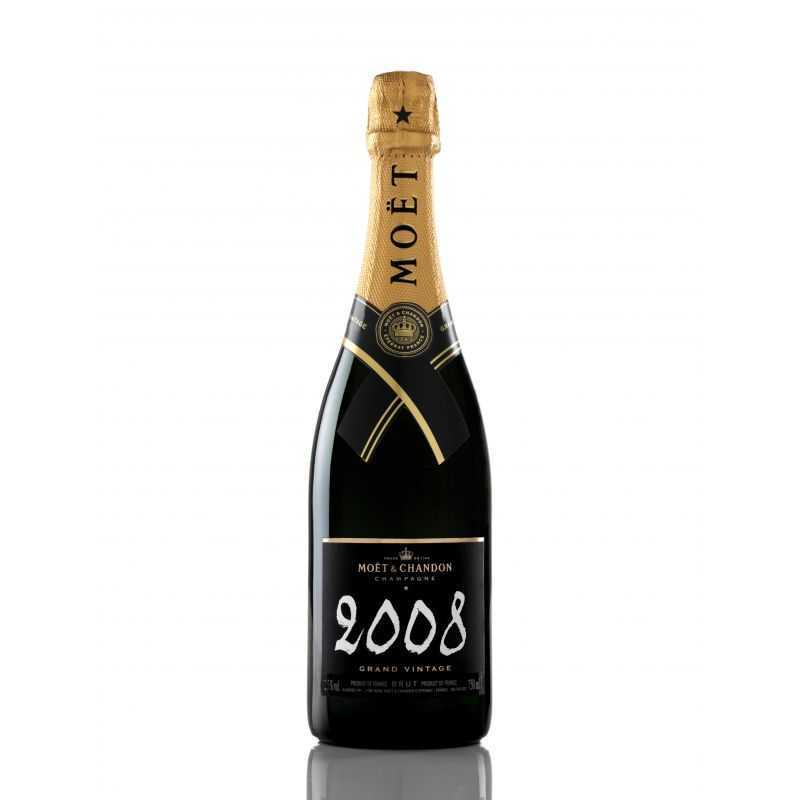 Moët & Chandon Grand Vintage 2008 Chalk 75cl