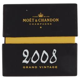 Moët & Chandon Grand Vintage 2008 Chalk 75cl Geschenkverpakking