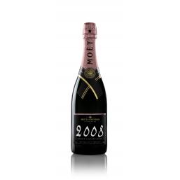 Moët & Chandon Grand Vintage Rosé 2008 Chalk 75cl Geschenkverpakking