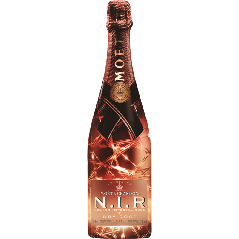Moët & Chandon Nectar Imperial Pink Dry 600cl
