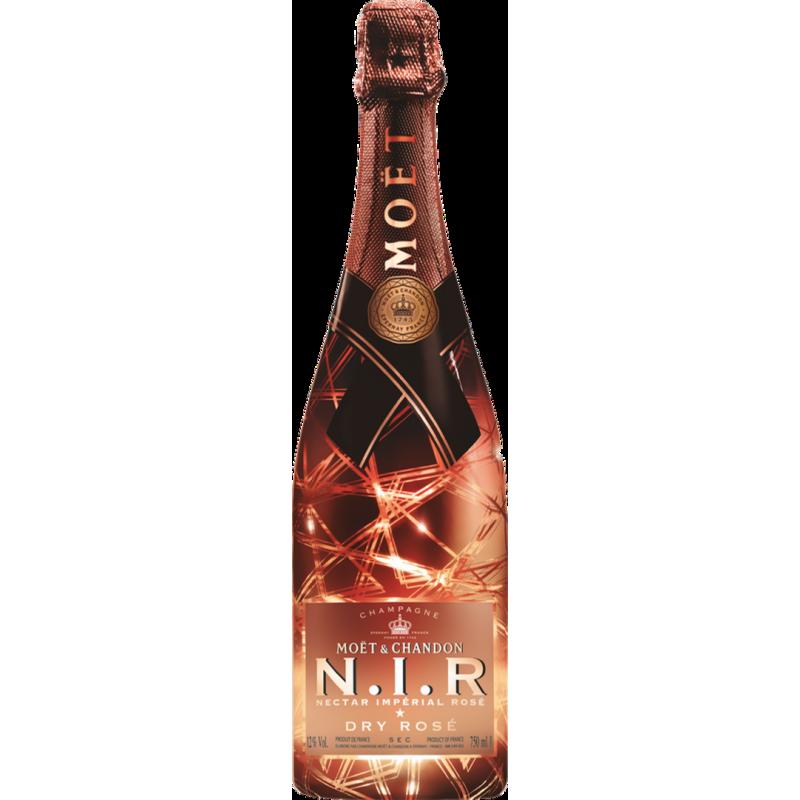 Moët & Chandon Nectar Imperial Rosé Dry 600cl