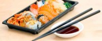 Looking for Sushi trays with lids? -Horecavoordeel.com-