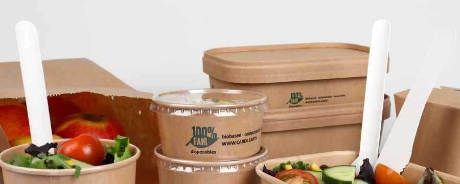 Biological Meal trays -Horecavoordeel.com