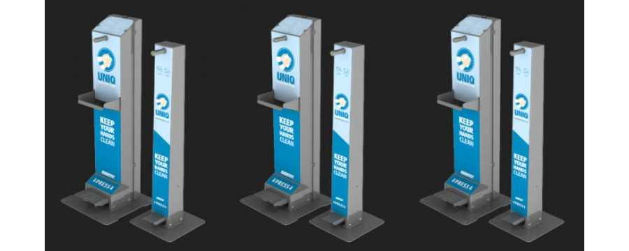 Looking for Foam Disinfection Dispensers? -Horecavoordeel.com-