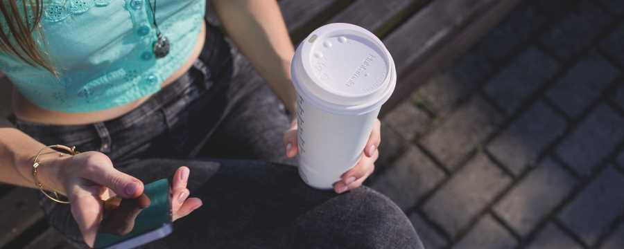 Looking for Sustainable Milkshake Cups and Lids? -Horecavoordeel.com-