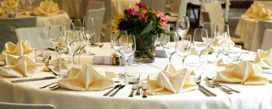 Table decoration -Horecavoordeel.com-