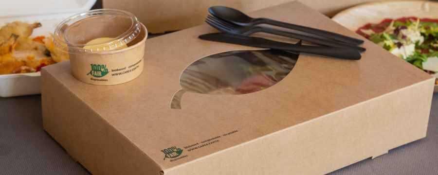 Op zoek naar Cateringschalen en dozen?
