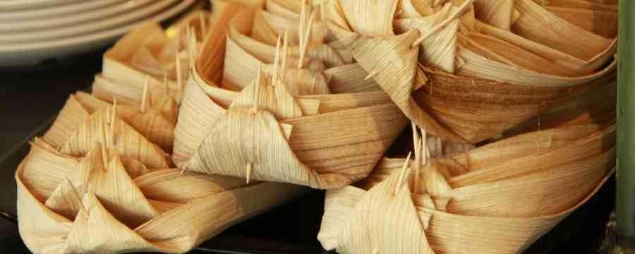 Bamboe houten bootjes nodig?