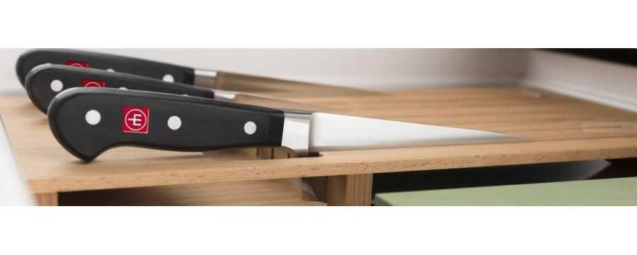 Wüsthof Knives Bloks & Knife Suitcases