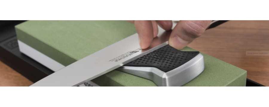Wüsthof Sharpening Steel & Knife Sharpeners