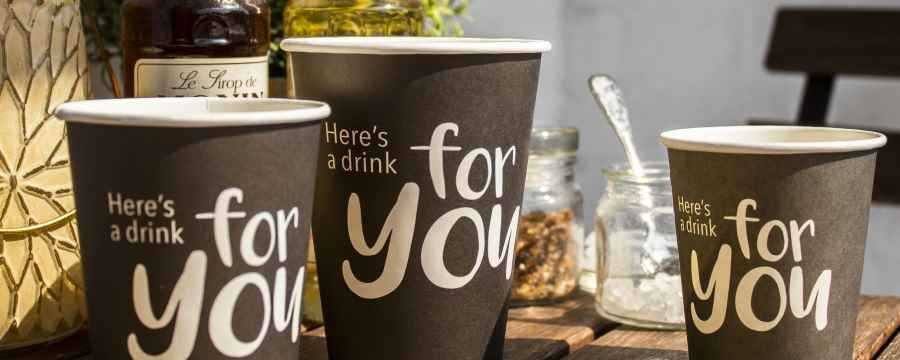 Coffee To Go koffiebekers nodig? – Horecavoordeel.com
