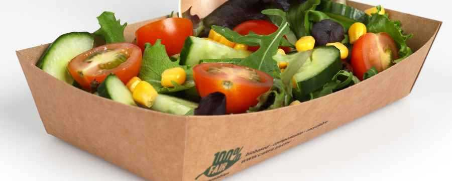 Looking for Cardboard salad trays? -Horecavoordeel.com-