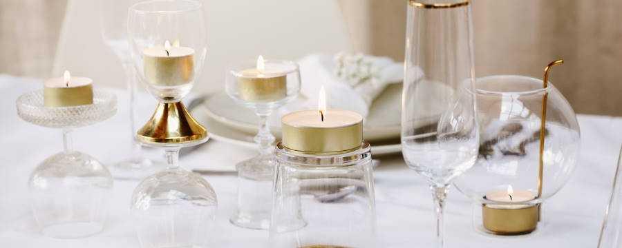 Looking for Restaurant quality Tea lights? -Horecavoordeel.com-