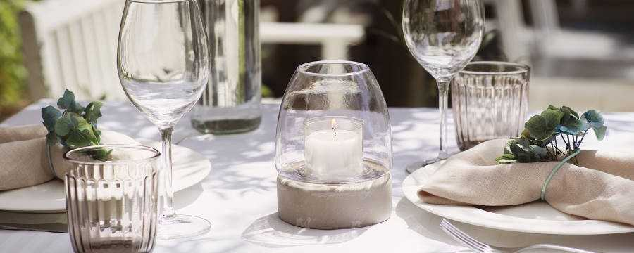 Looking for Restaurant quality candle holders? -Horecavoordeel.com-